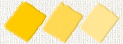 nerchau Hobby Acryl matt Goldgelb 59ml Acrylfarbe