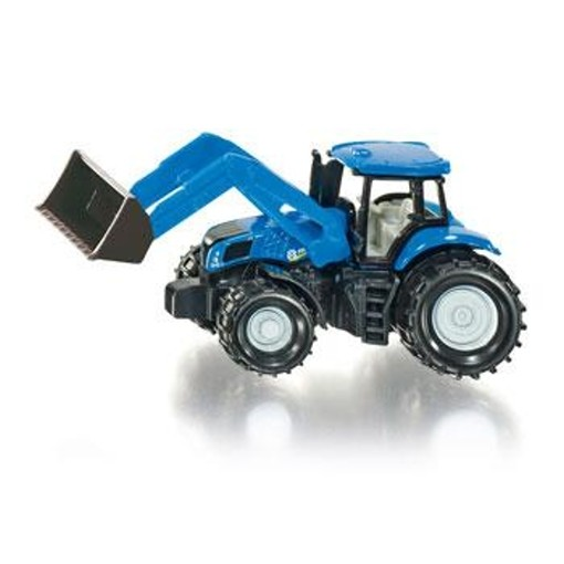 SIKU 1355 New Holland mit Frontlader