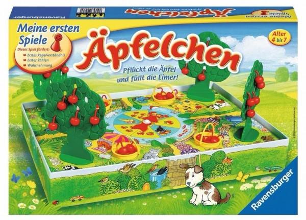 Ravensburger 22236 - Äpfelchen Kinderspiel