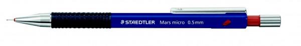 STAEDTLER® 775 05 Mars micro Druckbleistift, 0,5 mm, blau