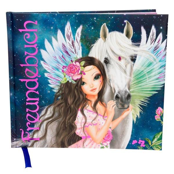 Depesche TOPModel Freundebuch Fantasy Model Pegasus