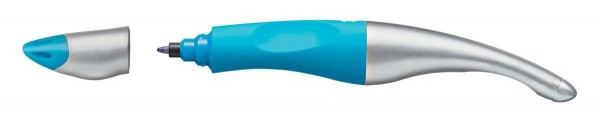 STABILO Ergonomischer Tintenroller EASYoriginal neonblau