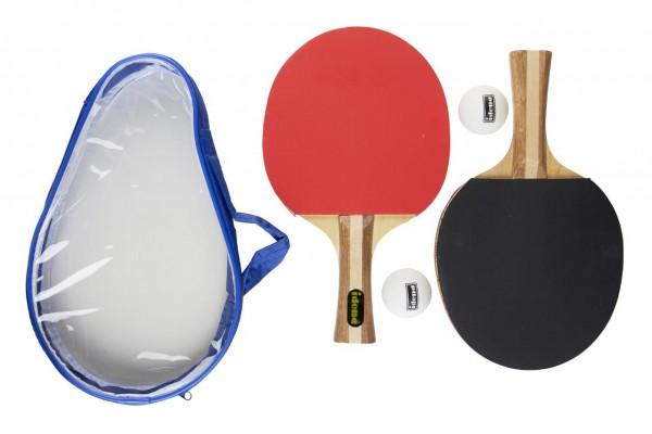 Idena Tischtennisschläger Turnierset, sortiert