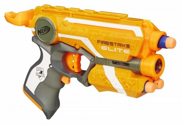 Hasbro Nerf 53378EU4 N-Strike Elite - Firestrike