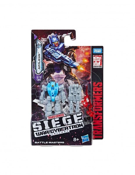 Transformers Siege WFC Battle Masters Aimless