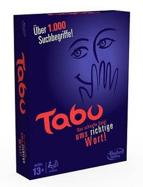 Hasbro 4626 SPIEL TABU Gesellschaftsspiel Partyspiel