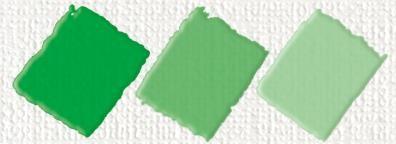nerchau Hobby Acryl matt Mittelgrün 59ml Acrylfarbe