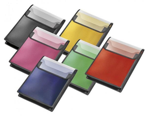 Veloflex Heftbox A4 hoch Velobag Sammelbox sortiert