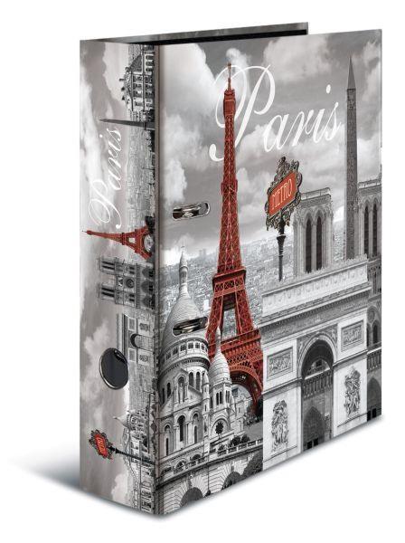 Herma Ordner A4 Rückenbreite 7cm Paris