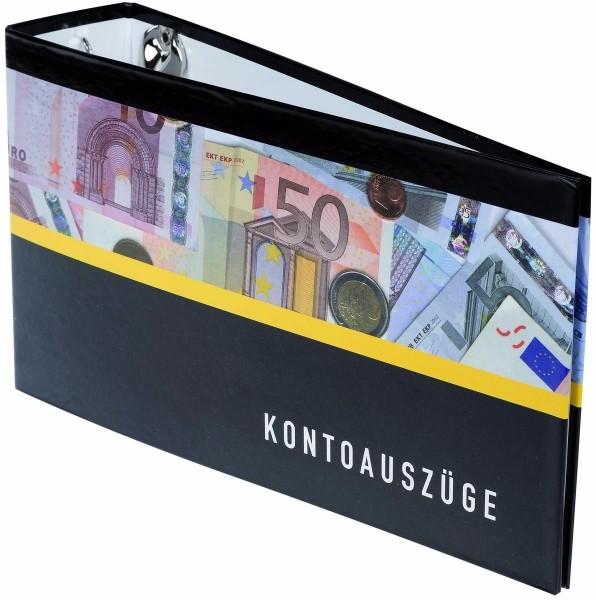 Idena Bankordner FSC-Mix DIN lang Ordner Kontoauszüge