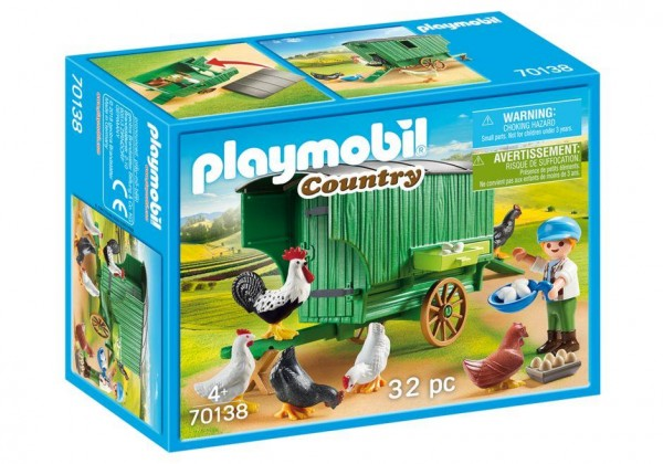 PLAYMOBIL® Country Mobiles Hühnerhaus