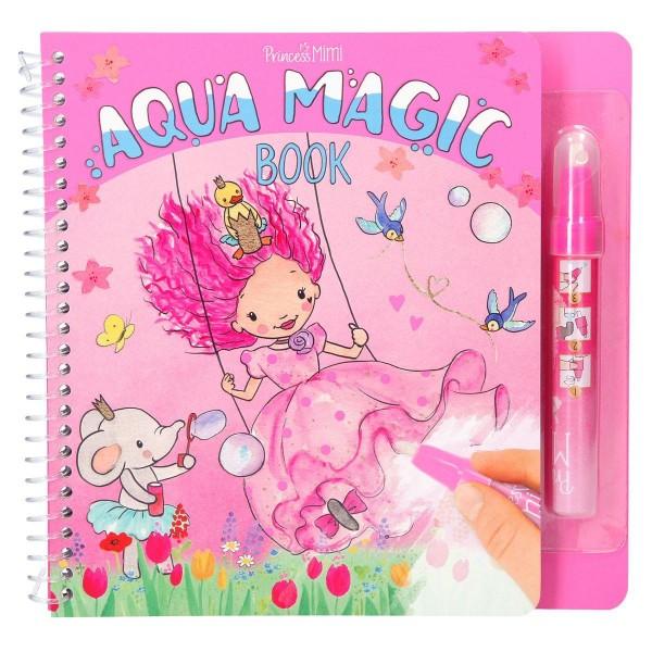 Aqua Magic Book Princess Mimi Mal Beschäftigungsbuch