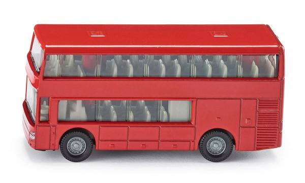 SIKU 1321 Doppelstock-Reisebus Bus