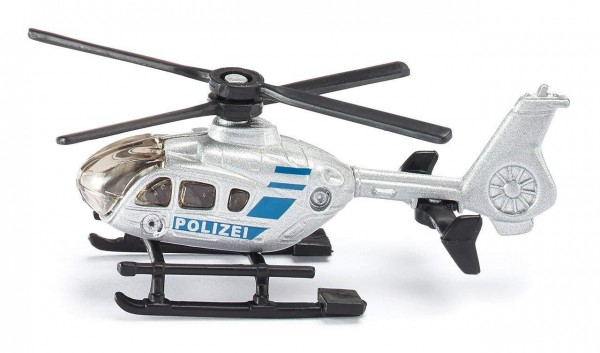SIKU 0807 Polizei-Hubschrauber