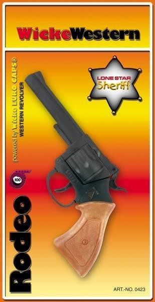 Sohni-Wicke Rodeo 100 Schuss Pistole Spielzeugpistole