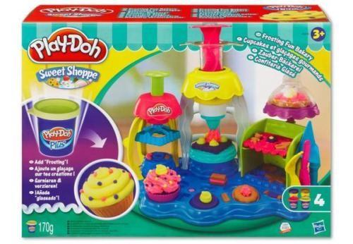 Hasbro Play-Doh Zauber Bäckerei A0318