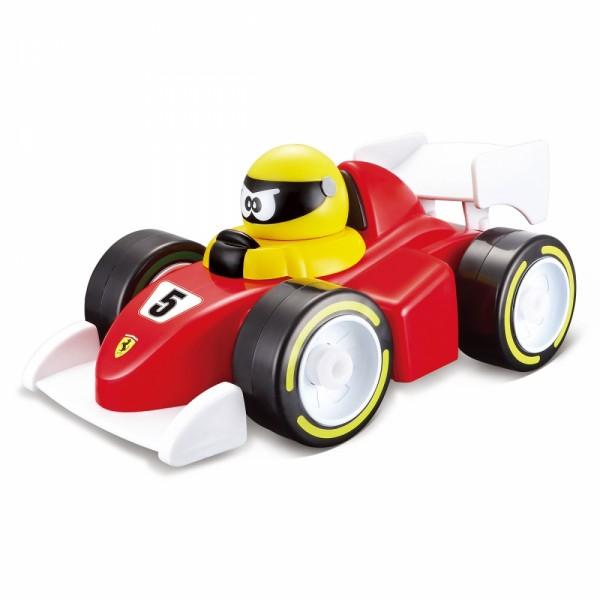 Ferrari Pit Stop, ECO-LINE Auto ab 24 Monaten