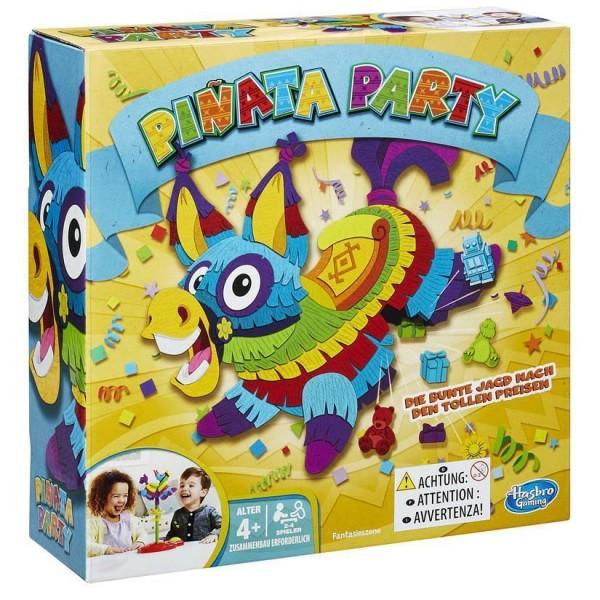 Hasbro B4983100 -Pinata Party Geschicklichkeitsspiel Kinderspiel