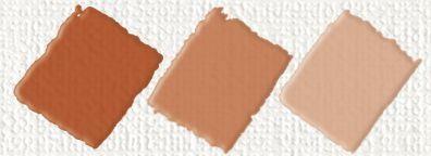nerchau Hobby Acryl matt Terracotta 59ml Acrylfarbe