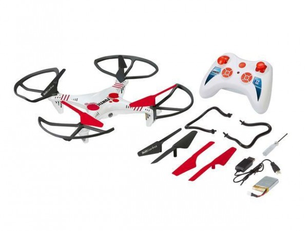 Revell Control 23937 Quadcopter Funtic Ready-to-Run Maßstab 1:72