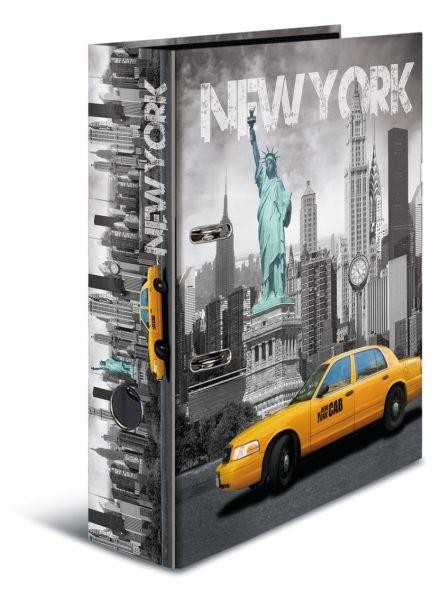 Herma Ordner A4 Rückenbreite 7cm New York