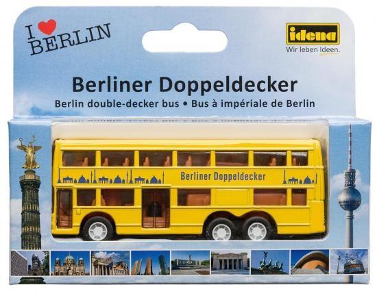 Berliner Doppeldecker-Bus, 10 cm