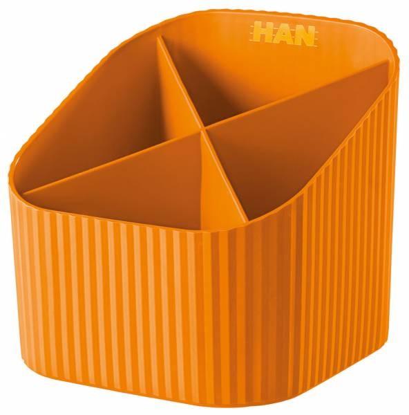 Stifteköcher X-LOOP Trend Colour orange