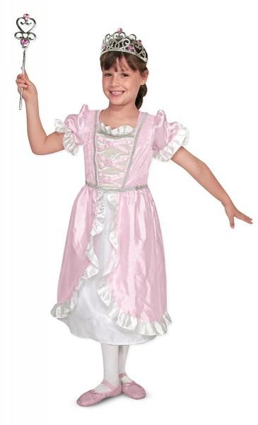 Melissa und Doug 14785 - Prinzessin Kostüm mit viel Zubehör