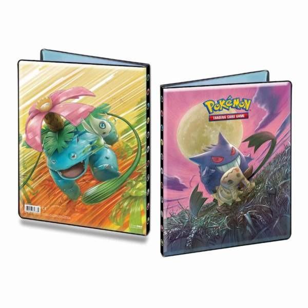 Pokemon SM09 9 Pocket Portfolio Album Sammelalbum