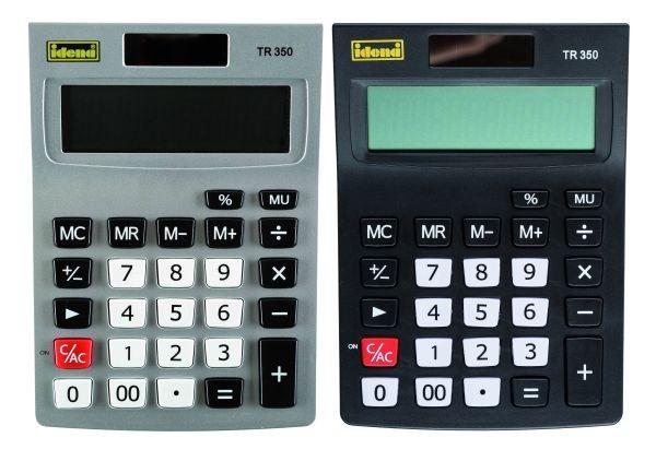 Idena Tischrechner TR 350 Taschenrechner