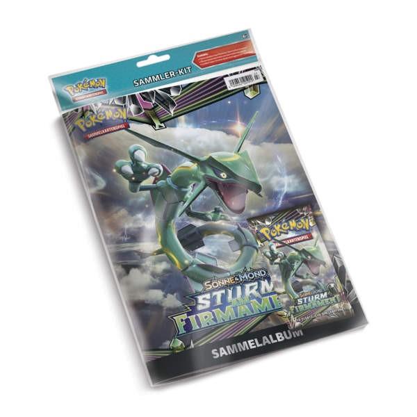 Pokemon SM 07 Album 9 Pocket Portfolio