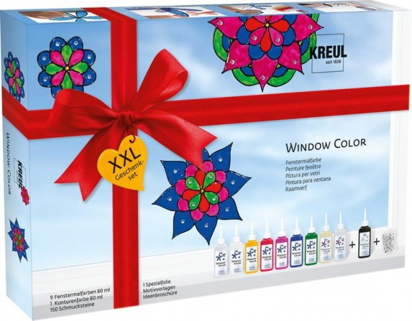 KREUL Window Color Set XXL