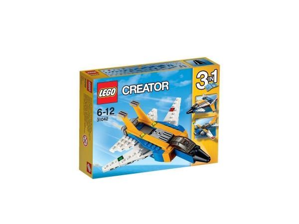 LEGO Creator 31042 - Düsenjet Flugzeug