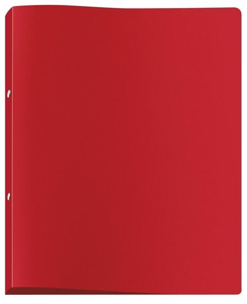 Ringbuch Viquel A4, rot Schulringbuch 2 Ringe