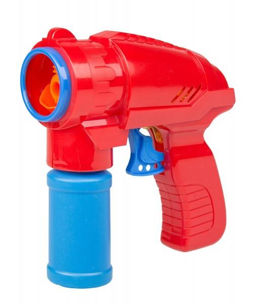 Idena Seifenblasen pistole  rot