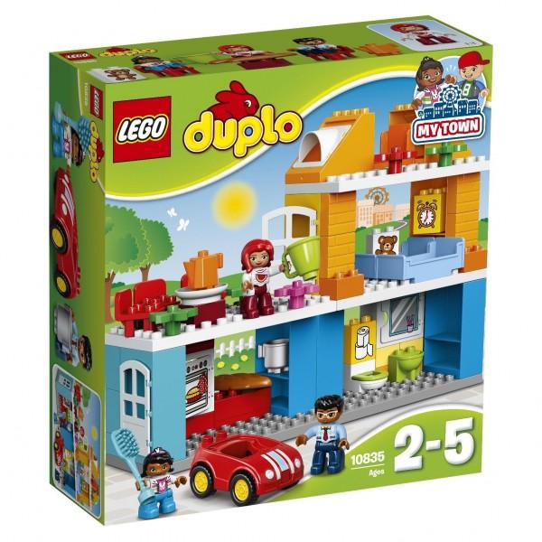 LEGO® DUPLO 10835 - Familienhaus