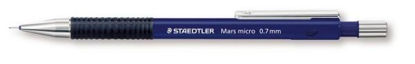 STAEDTLER® 775 07 Mars micro Druckbleistift, 0,7 mm, blau