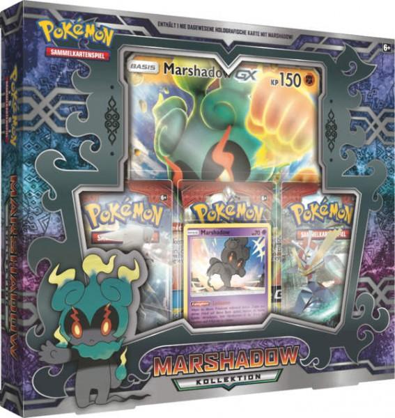 Pokemon Marshadow Box deutsch