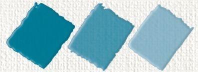 Nerchau Hobby Acryl matt 59 ml türkisblau Acrylfarbe