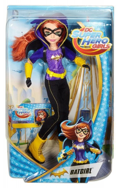 Mattel DLT64 Batgirl DC Super Hero Girl