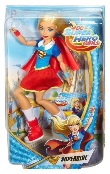Mattel DLT63 DC Supergirl Super Hero