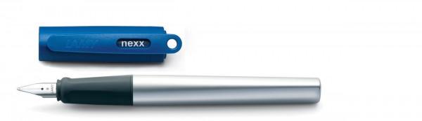 LAMY 20456 - Füllhalter Nexx M blau, Modell 087
