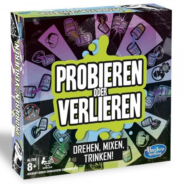 Hasbro Spiele  Probieren Oder Verlieren Partyspiel