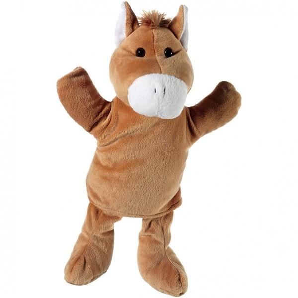 Heunec Handspielpuppe Pferd