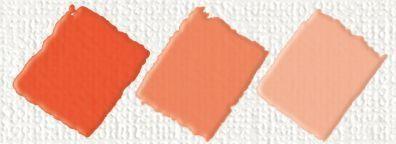 nerchau Hobby Acryl matt Orange 59ml Acrylfarbe