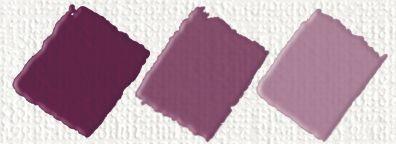 Nerchau Hobby Acryl matt Bordeauxrot 59ml Acrylfarbe