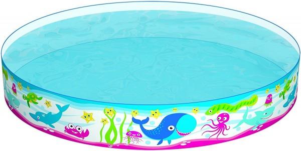 Fix Planschbecken Ocean Life , 152 x 25cm Pool