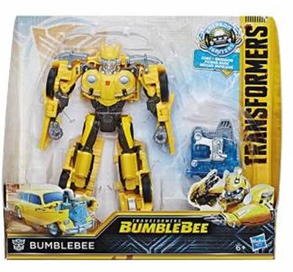 Transformers Movie 6 Bumblebee Gelb Schreib Und Spielwaren Pichowsky