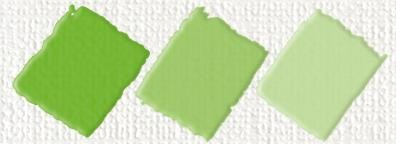 nerchau Hobby Acryl matt Maigrün 59ml Acrylfarbe