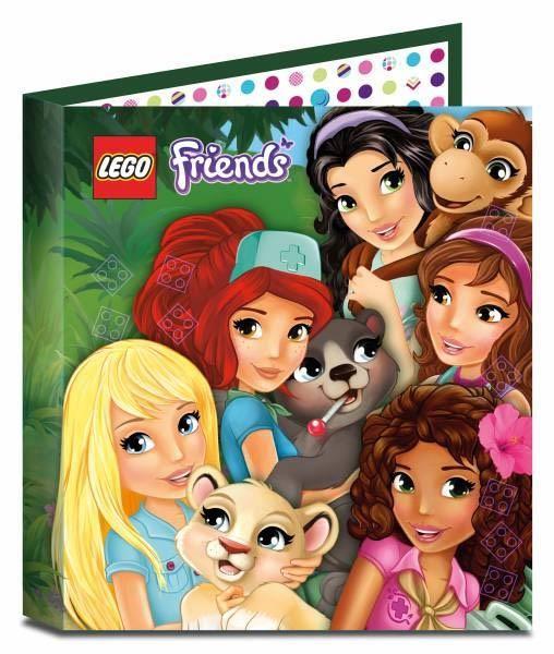 LEGO Ringbuch Lego Friends